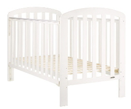 lily+cot+white